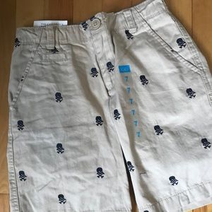 Size 7 children's place shorts